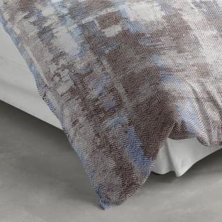 Irisette Mako-Satin Bettwäsche 8861-20 blau - Vorschau 4