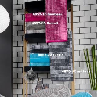 Ross Handtuch 4075 quer gestreift 50 x 100 cm Frottee 100% Baumwolle - Vorschau 2