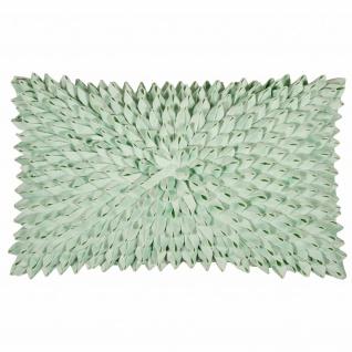 pad concept Kissenhülle Sentiment 30 x 50 cm light mint 100% Polyester