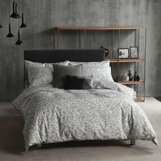 Cloth & Clay Bettwäsche Lolani grau | 100% Baumwolle / Perkal
