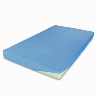 OptiDream Jersey Spannbetttuch Kinderbett 60/120 cm bis 70/140 cm 100% Baumwolle - Vorschau 3