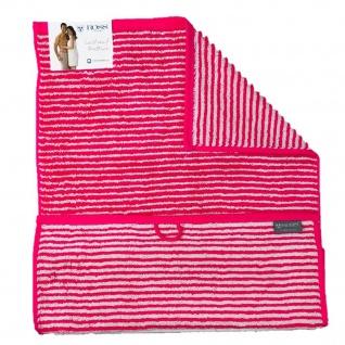 Ross Handtuch 4075 quer gestreift 50 x 100 cm Frottee 100% Baumwolle - Vorschau 5