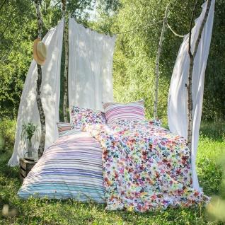 Estella Mako-Satin Wende - Bettwäsche Daisy 4743-985 multicolor 100% Baumwolle