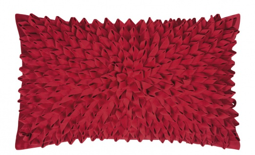 pad concept Kissenhülle Sentiment 30 x 50 cm red 100% Polyester
