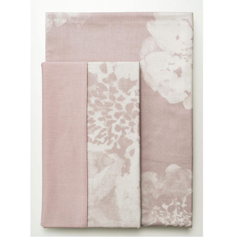 Schöner Wohnen Bettwäsche Flora Nude Rosa Kaufen Bei