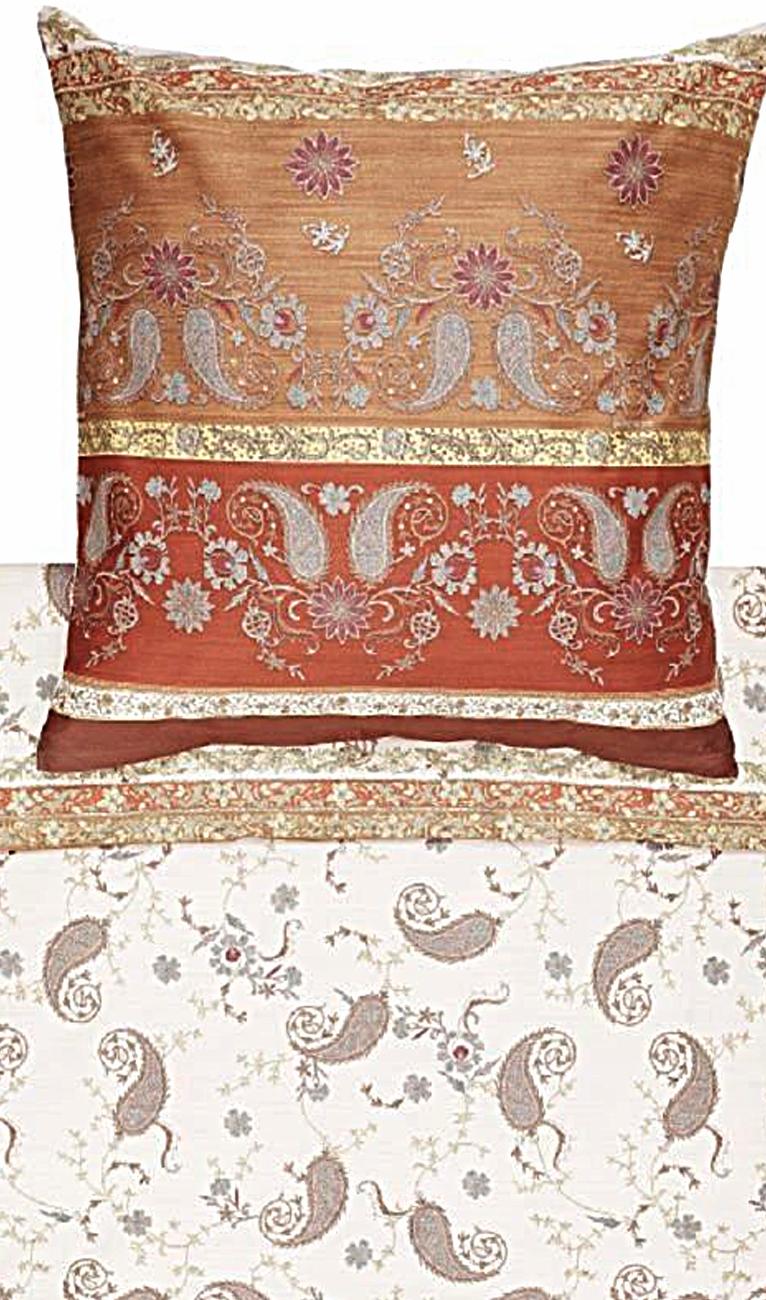 bassetti bettw sche raffaello v6 beige 100 baumwolle mako satin kaufen bei. Black Bedroom Furniture Sets. Home Design Ideas