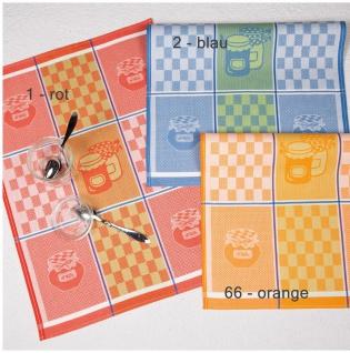 Ross Baumwolle Geschirrtuch 1-2-dry-trocken 50 x 70 cm in drei Farben erhältlich