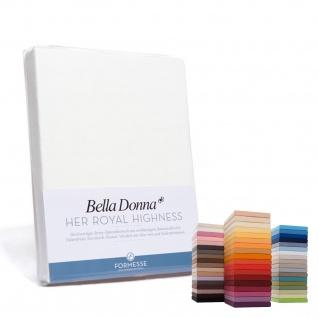 Formesse Spannbettlaken Jersey Bella Donna 90 x 190 bis 100 x 220 cm