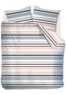 Beddinghouse Baumwolle Bettwäsche Lawrence pink
