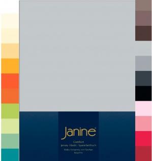 Janine Spannbetttuch Comfort Elastic 5002