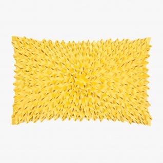pad concept Kissenhülle Sentiment 30 x 50 cm light yellow 100% Polyester