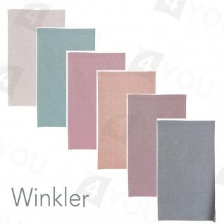 Winkler Geschirrtuch Jani melange 50 x 70 cm aus 100% Baumwolle