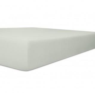 Spannbetttuch Kneer Q93 Exklusiv-Stretch 180/200 - 200/200 cm bis 180/220 - 200/220 cm - Vorschau 4