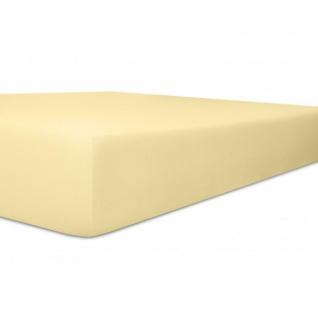 Spannbetttuch Kneer Q60 Single-Jersey 90/190-100x200 cm - Vorschau 4