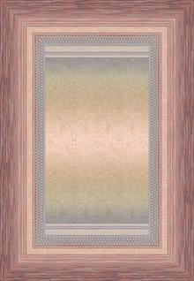 Bassetti Plaid Wohndecke Nabucco 41 beige 135 x 190 cm Ornamente