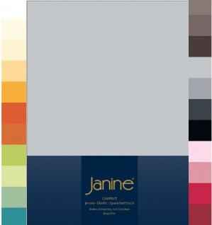 Janine Spannbetttuch Comfort Elastic 200 x 200 cm bis 32 cm Matratzenhöhe - Vorschau 1