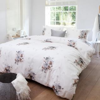 Beddinghouse Baumwolle Bettwäsche Air Light Grey romantisch 100 % Baumwolle