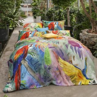 Estella Mako-Satin Bettwäsche Ara 4731-985 multicolor aus 100% Baumwolle