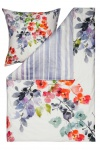 Estella Bettwäsche Bunch 4722 multicolor Blumen 10% Baumwolle Wendeoptik