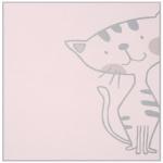 Biederlack Baby Kuscheldecke Lovely & Sweet 75x100 cm rosa Baumwollmischung