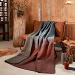 Biederlack Wohndecke Reflection 150 x 200 cm aus einer Wollmischung