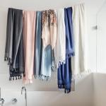 Walra Hamamtuch 100 x 180 cm   Saunatuch aus 100% Baumwolle in 6 Farben