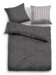 Tom Tailor Bettwäsche 69712-821 grau 100% Baumwolle 135/200 u. 155/220 modern