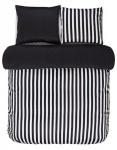 Marc O'Polo Bettwäsche Classic Stripe black