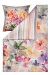 Estella Mako-Satin Bettwäsche Blossoms 4724-985 multicolor Blumen 100% Baumwolle