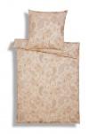 Estella Bettwäsche Mako-Interlock-Jersey 6752-320 karamel