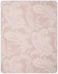 Biederlack Wohndecke Reserved rosa 715104 | Mischgewebe | 150 x 200 cm