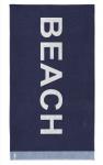 Seahorse Beach - Strandlaken - 100 x 180 cm - Marine