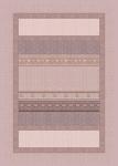 Bassetti Plaid CAMAIORE | V1-135 x 190 cm Ornamente mediterran gesteppt
