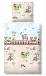Biberna Linon Bettwäsche für Kinder Pirat 44881-547 kitt 100% Baumwolle