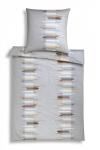 Estella Bettwäsche Mako-Satin Lean 7858-820 silber