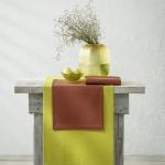 Pichler Tischläufer Viva Uni mit Fleckenschutz