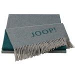 JOOP! Kaschmir Plaid 716781 Fine Doubleface Sand-Forest 130 x 180 cm exklusiv