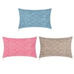 pad Kissenbezug WAVES 30 x 50 cm in mehreren Farben 100% Baumwolle