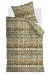 Beddinghouse Bettwäsche Melange Green All-Over 1756 aus 100 % Baumwolle