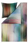 Estella Mako-Satin Bettwäsche Ombre 4718 multicolor Streifen 100% Baumwolle