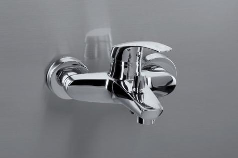 ANGELO mixer for bathtub without accesories