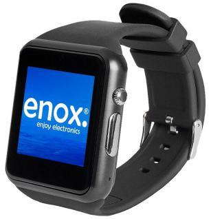 Enox SWP22 Smartwatch Handyuhr Armbanduhr Smartphone SIM Karte Bluetooth SW