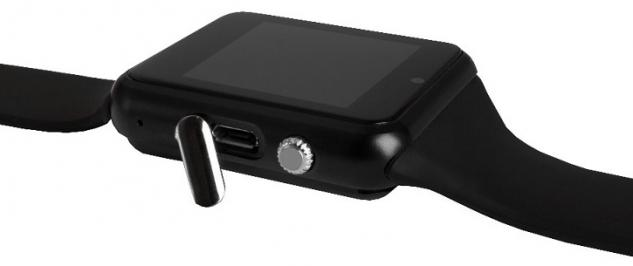 Enox SWP22 Smartwatch Handyuhr Armbanduhr Smartphone SIM Karte Bluetooth SW - Vorschau 2