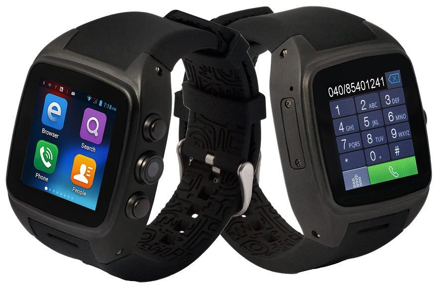 Handy Uhr Mit Sim Karte.Enox Wsp88 3g Android Smartwatch Smartphone Handyuhr Sim Karte Wlan Kamera Gps Navigation Bluetooth