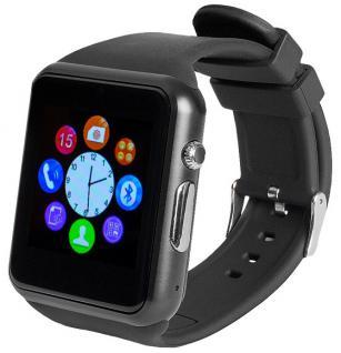 Enox SWP22 Smartwatch Handyuhr Armbanduhr Smartphone SIM Karte Bluetooth SW - Vorschau 5