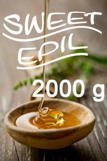 WILLEMI Haarentfernung Sugaring ZUCKERPASTE 2000g