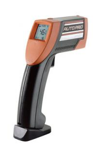 Infrarot-Thermometer mit 2 Punkt-Kreuzlaser