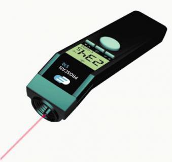 Profi-Infrarot-Thermometer, bis 530 °C - Vorschau