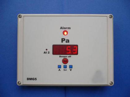 Druckmessgerät für Reinräume - Vorschau