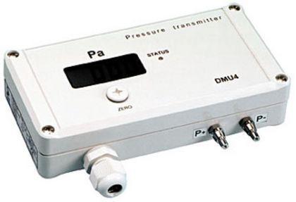 Differenzdruckmessgerät für Wandmontage 0 - 5 mbar